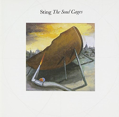 CD : Sting - Soul Cages