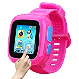 Game Smart Watch Of Kids, Girls Watch With Game ,Kids Smartwatch With Game Wrist Watch Education...