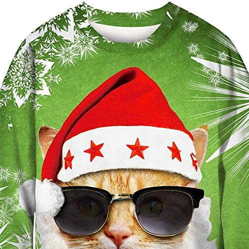 Kolylong Liquidación Navidad Camisa Manga Larga Vestido ...