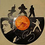 Cheap ELVIS PRESLEY 3 Decorative Designed Modern Wall Clock Silent Large New Bedroom Livingroom Office Decore Analog Universal Decorate your home Best gift for friend, man and boy for him or her, girlfriend