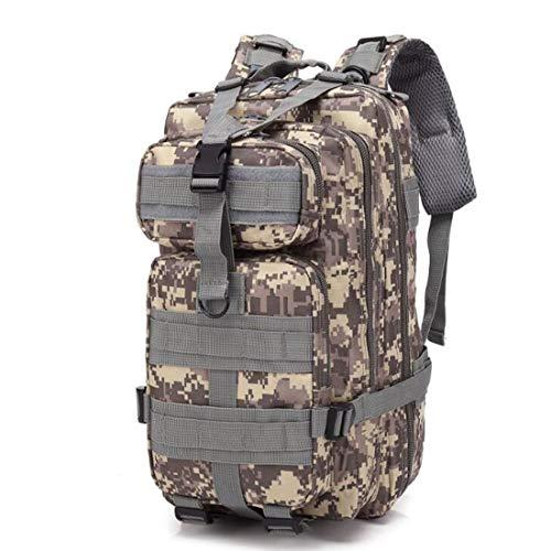 Acu kaki per impermeabile Portable grande Zaino viaggio Backpack Man colore Color Klerokoh agzqvx