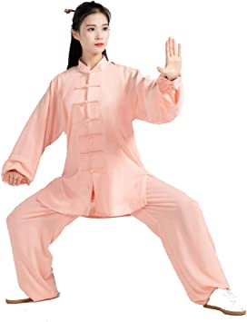 Taichi Uniforme Mujer,Ropa Traje De Tai Chi para Mujer