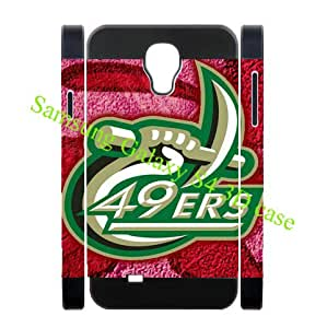 49ers pattern for Samsung Galaxy S4 S IV 3D Polymer cover designed by Coolphonecases