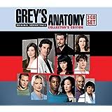 Grey's Anatomy Original Soundtrack 3-CD Set