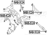 551105N300 - Arm Bushing (for Rear Rod) For Nissan