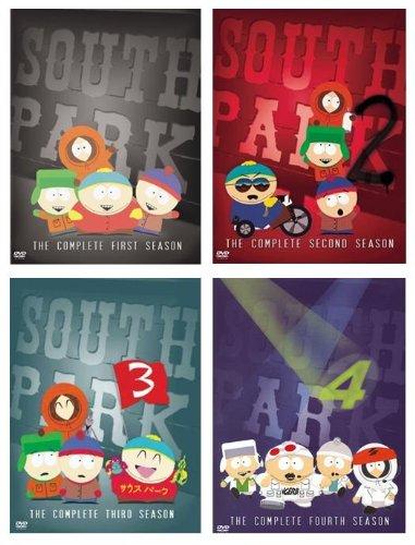 South Park - Seasons 1-4