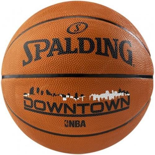 2 opinioni per Spalding Downtown basketball-brick, taglia 7