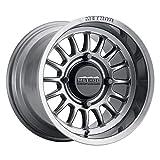 "Method Race Wheels 411 Gloss Titanium 14x7"" 4x136"", 13mm offset 4.5"" Backspace, MR41147047843"
