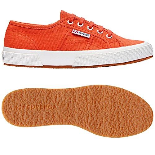 Superga 2750-Cotu Classic, Sneakers Unisex-Adulto Red Coral