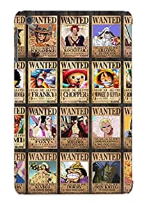 Ellent Design One Piece Wanted Posters Case Cover For Ipad Mini/mini 2 For New Year's Day's Gift