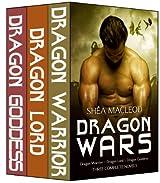 Dragon Wars - Three Complete Novels Boxed Set (English Edition)
