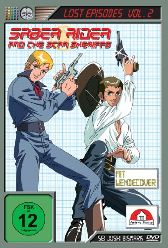 Saber Rider and the Star Sheriffs/Lost Episod. 2 Saber for sale  Delivered anywhere in USA