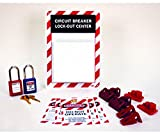 CBLO2 Assembly / Kit National Marker Circuit Breaker Lockout Center - Replacement Items