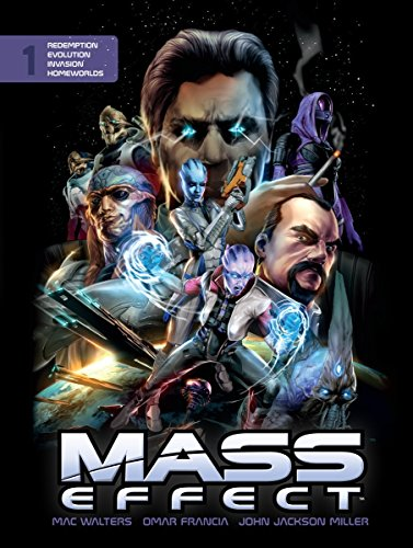 Mass Effect Library Edition Volume 1 by Dark Horse Books