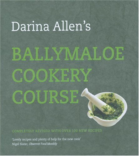 Ballymaloe Cookery Course by Darina Allen (27-Sep-2007) Hardcover by (Hardcover)