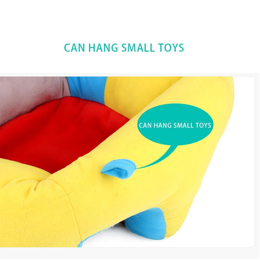 Amazon.com: Silla de bebé para sentarse, asiento de apoyo ...