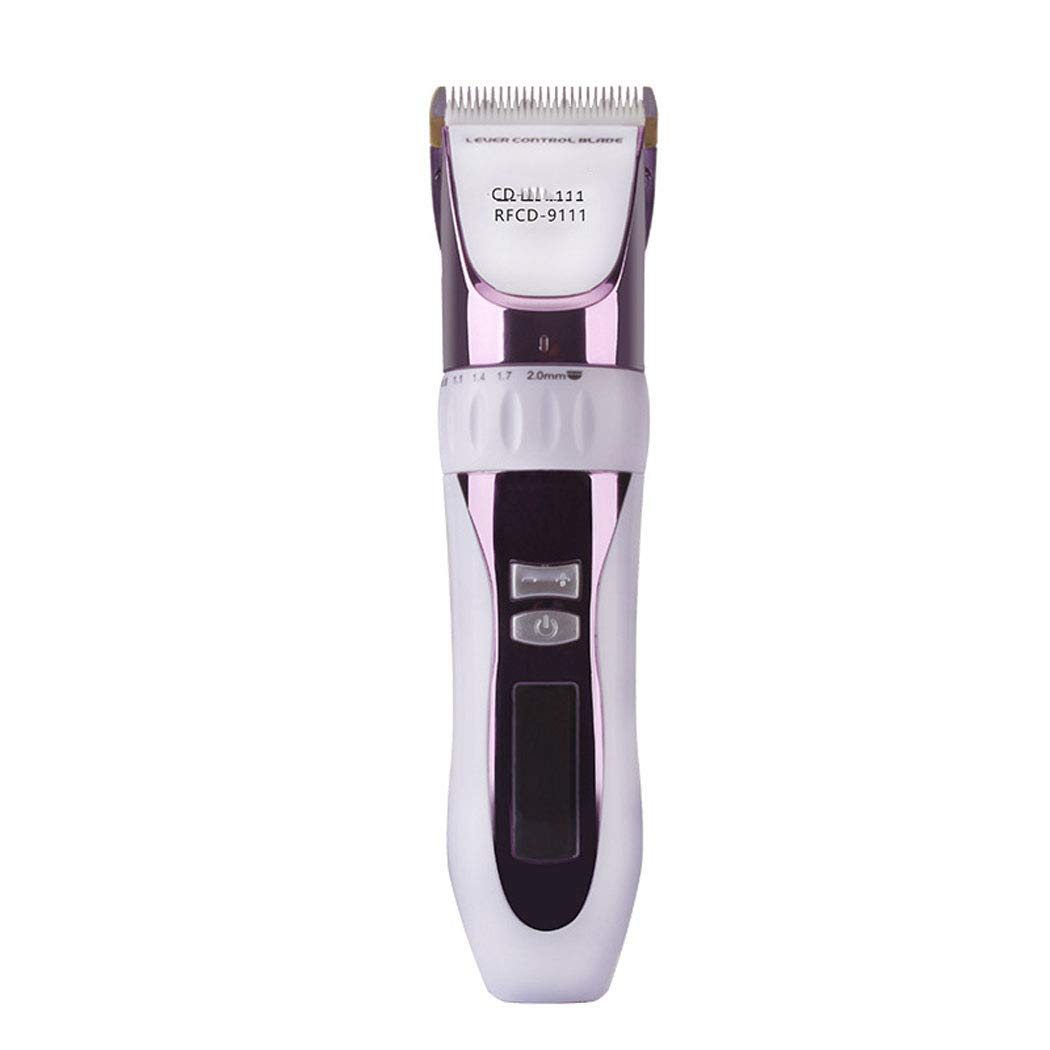 MLMHDD Professional Hairdresser Electric Hair Clipper Adult High Power Special Razor Shaver