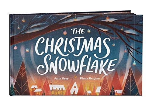 Personalized Christmas Book - The Christmas Snowflake - Hardback - Wonderbly ()