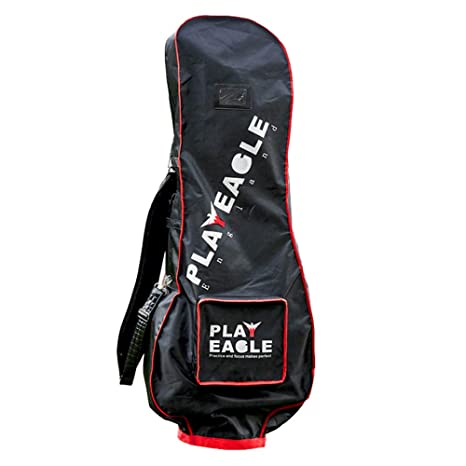 3c0b55535447 PLAYEAGLE Golf Rain Cover Bag Double Zipper Light Weight Golf Travel Cover  Bag for Most of Brands Golf Bag,51x9.44x20 inch