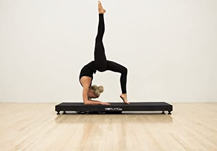 Amazon.com: vibeplate – yogaplate – Cuerpo Entero máquina de ...