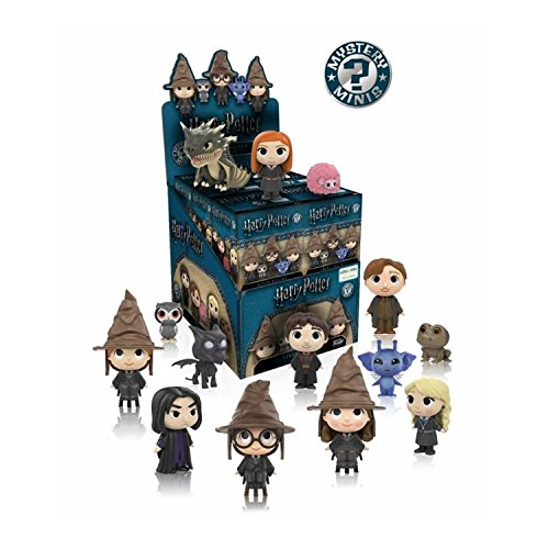 Mystery Mini: Harry Potter S2 - Exclusive (Blind Boxed) - Noble Mini Blind