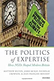 The Politics of Expertise: How NGOs Shaped Modern Britain