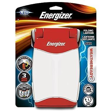 Energizer Weather Ready Folding Area Lantern