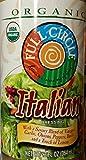 Full Circle Organic Italian Dressing 12 Oz (Pack of 2)
