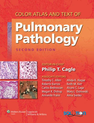 Color Atlas and Text of Pulmonary Pathology