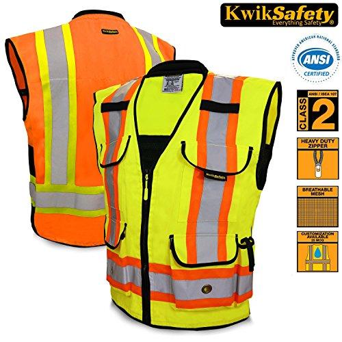 Class 3 Safety Vest - 9