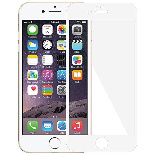 Nillkin Protection d'écran 3D AP + Pro Edge incassable en verre trempé pour Apple iPhone 7Plus–Blanc