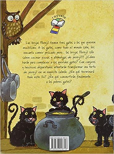 Las brujas Perejil (Rayuela / Hopscotch Series) (Spanish Edition): Cristina Portorrico: 9789583018718: Amazon.com: Books