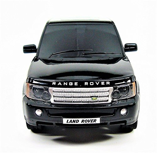 Rastar Range Rover Sport 1/24 Scale R/C model with Lights, Battery Included, BLACK color (Range Rover Remote Control compare prices)