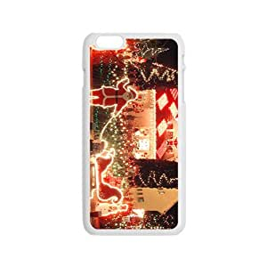 The Shining Christmas Night Hight Quality Plastic Case for Iphone 6