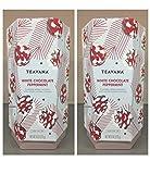 Teavana White Chocolate Peppermint Loose Leaf Herbal Tea 8 oz (pack of 2)
