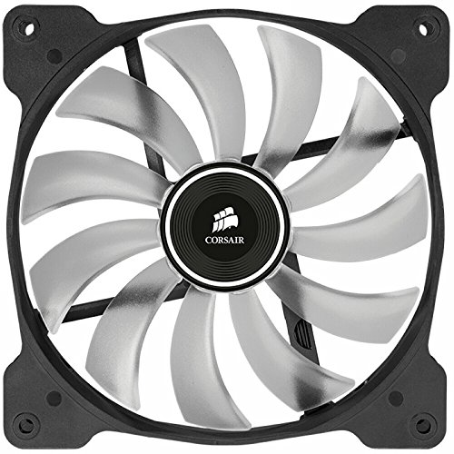 Corsair Air Series AF140 LED Quiet Edition High Airflow Fan - Red by Corsair (Image #3)