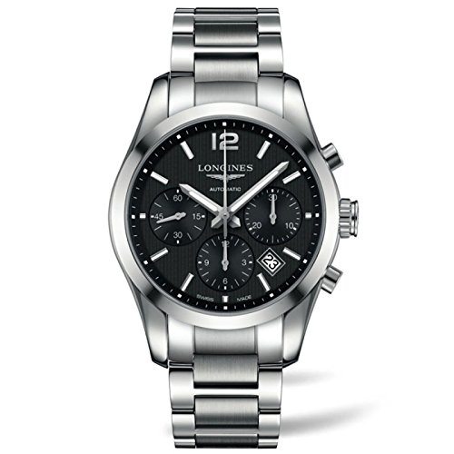 longines-conquest-classic-automatic-black-dial-stainless-steel-mens-watch-l27864566