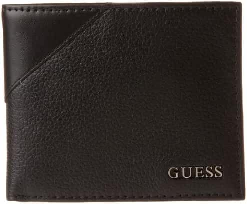 Guess Men's Monterrey Passcase Wallet