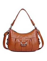 Tibes Casual Pu Leather Small Shoulder Bags Women Messenger Bag Tote Bag purse Crossbody Handbags