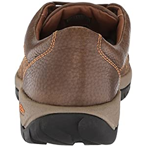 KEEN Women's Presidio-W Hiking Shoe, Brindle/Desert Sun, 8.5 M US