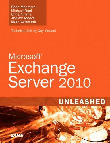 Exchange Server 2010 Unleashed PDF