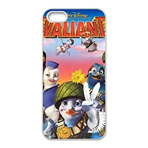 iPhone 4 4s Cell Phone Case White Valiant Phone Case Cover Design Plastic CZOIEQWMXN13615