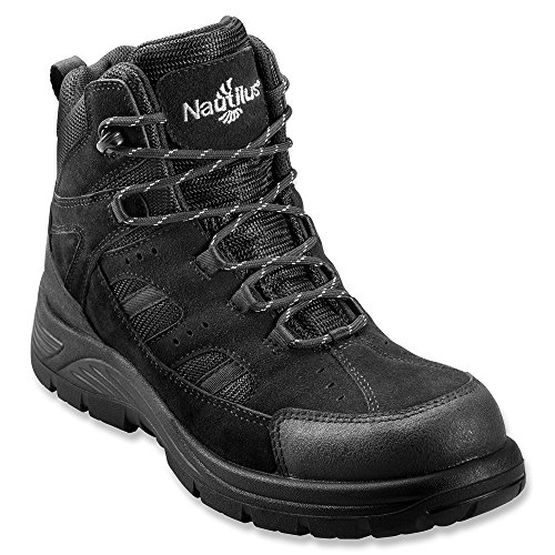 WP Boot EH Composite Nautilus Toe Men's Black XqHRpA