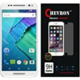 Chevron Pro Shock Absorbing 0.3mm Tempered Glass Screen Protector for Motorola Moto X Style
