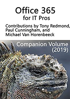 Office 365 for IT Pros companion violume