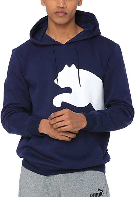 PUMA Sudadera Hombre Algodon Big Cat: Amazon.es: Ropa y ...