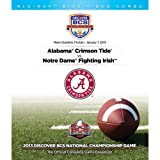 Buy 2013 Discover BCS National Championship Game [DVD/Blu-ray Combo]