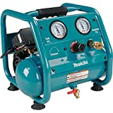 Compressors are workhorse tools on the job site, and Makita compressors are contractor favorites for their faster recovery time, lower noise, longer tool life, and consistent job site performance. Cast iron pump with Big Bore cylinder and pis...