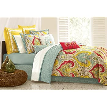 echo king comforter set white sets queen macys target royal blue