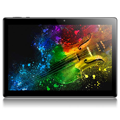 QIMAOO Google Android 10 Tablet 10.1 inch, 64GB ROM (256GB Expendable) 3GB RAM, Octa-Core, 5G WIFI, GPS, 8MP Rear Camera…